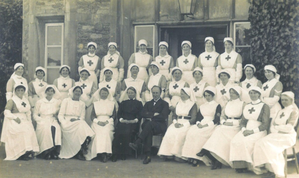 Nurses at Ayston Hall