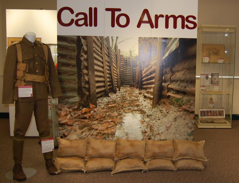A Call to Arms - August 2014