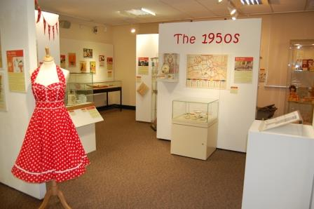 1950s Exhibition - July 2015