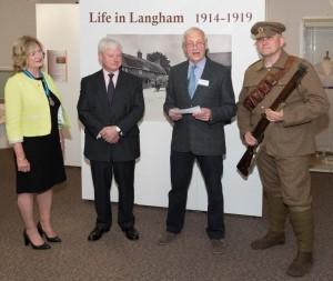 Life in Langham 1914-1919