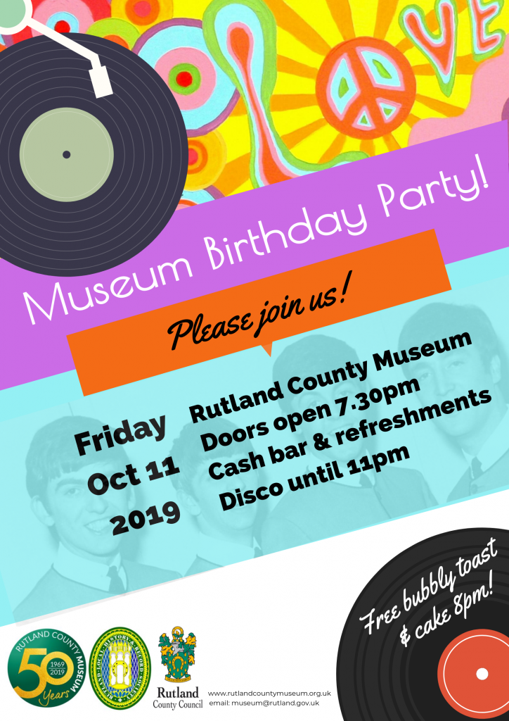 Museum Birthday Party