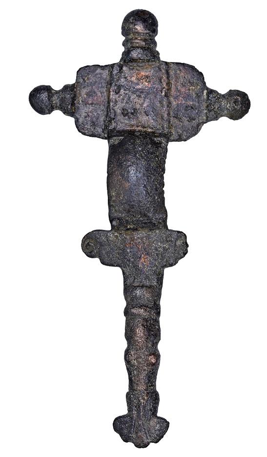 Anglo-Saxon Cruciform OS83