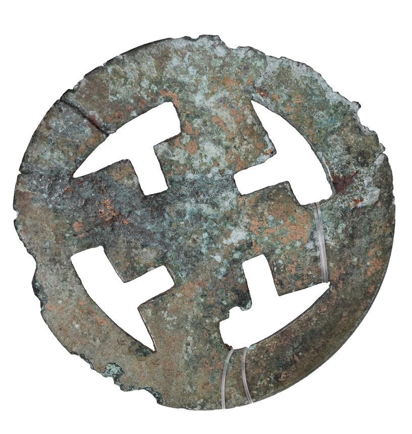 Anglo-Saxon Swastika